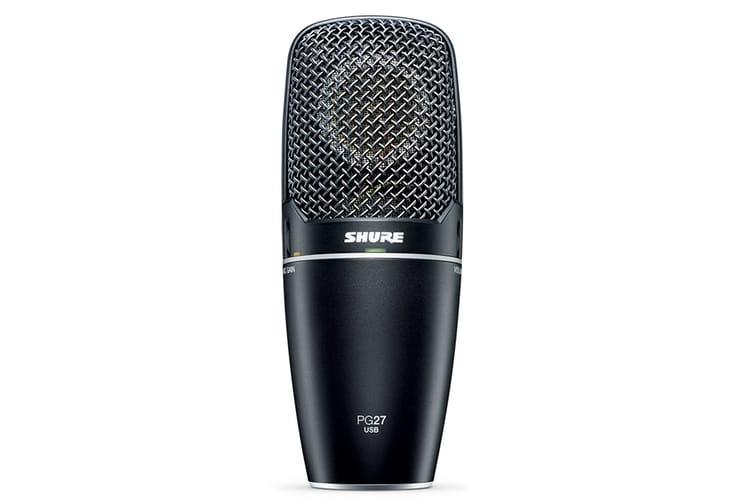 shure pg27 usb multi purpose microphone