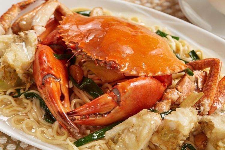 east ocean delicious dish