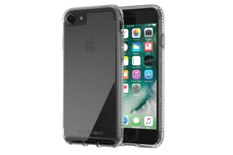 iphone tech21 pure clear case