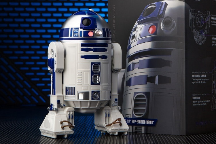 sphero star wars r2 d2 robot