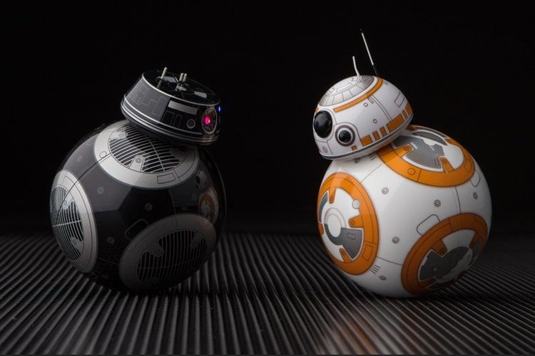 sphero star wars bb 9e robot