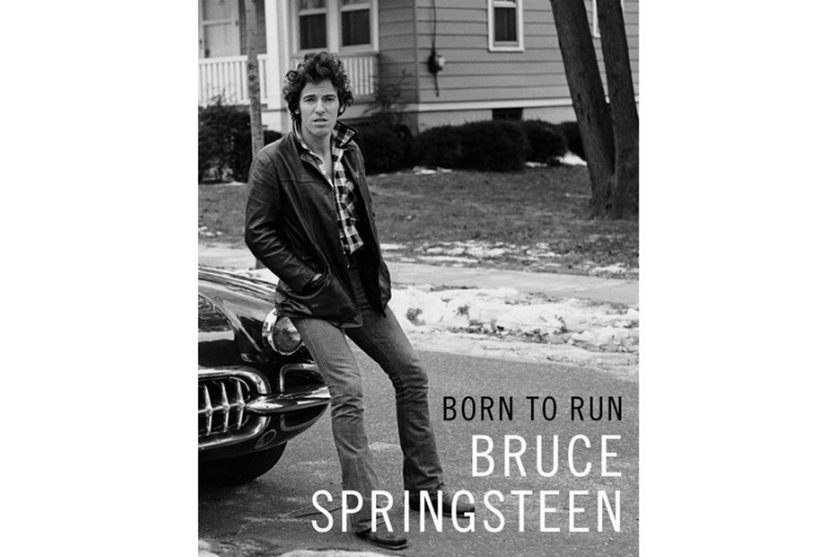bruce springsteen born to run hardcover edition