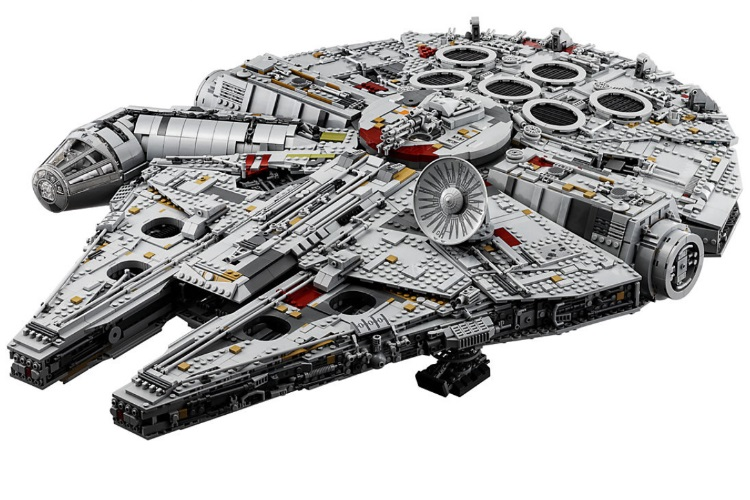 lego millennium falcon ultimate collector edition