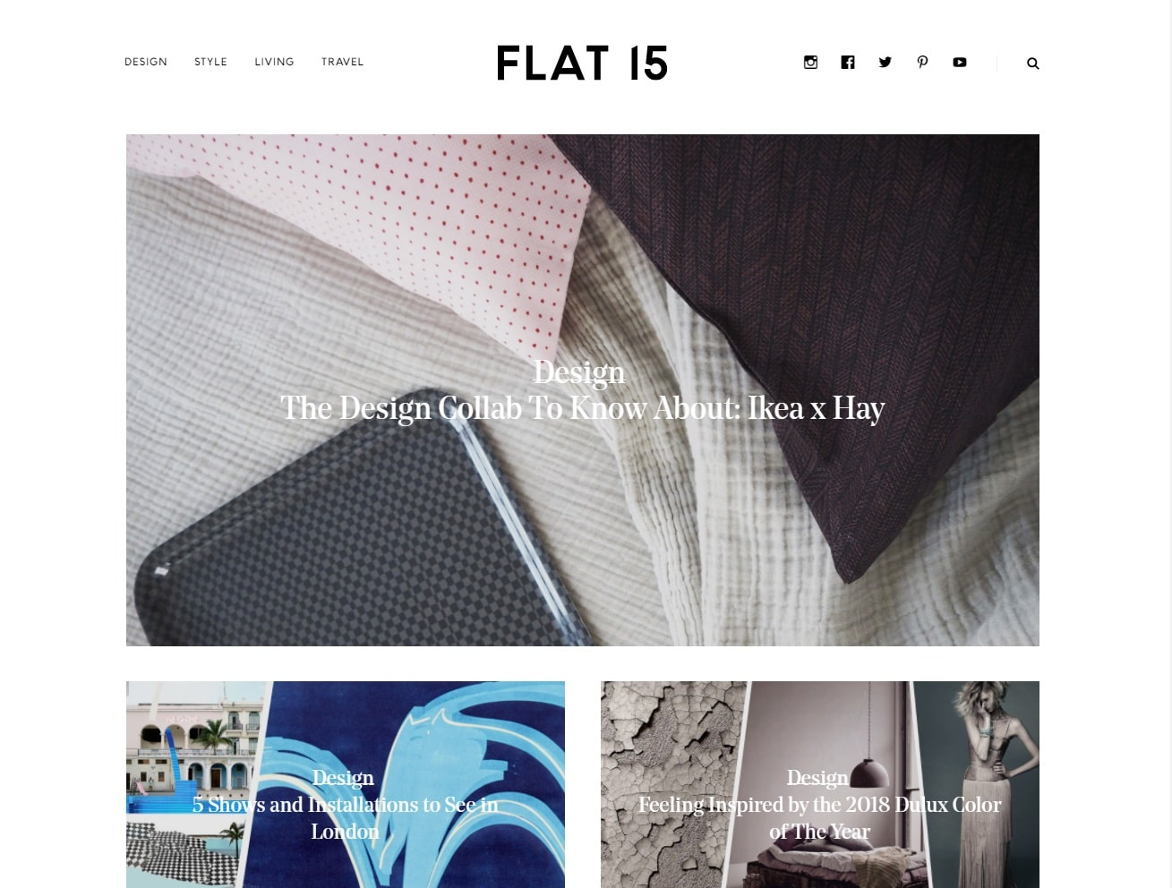 flat 15 best interior design blogs