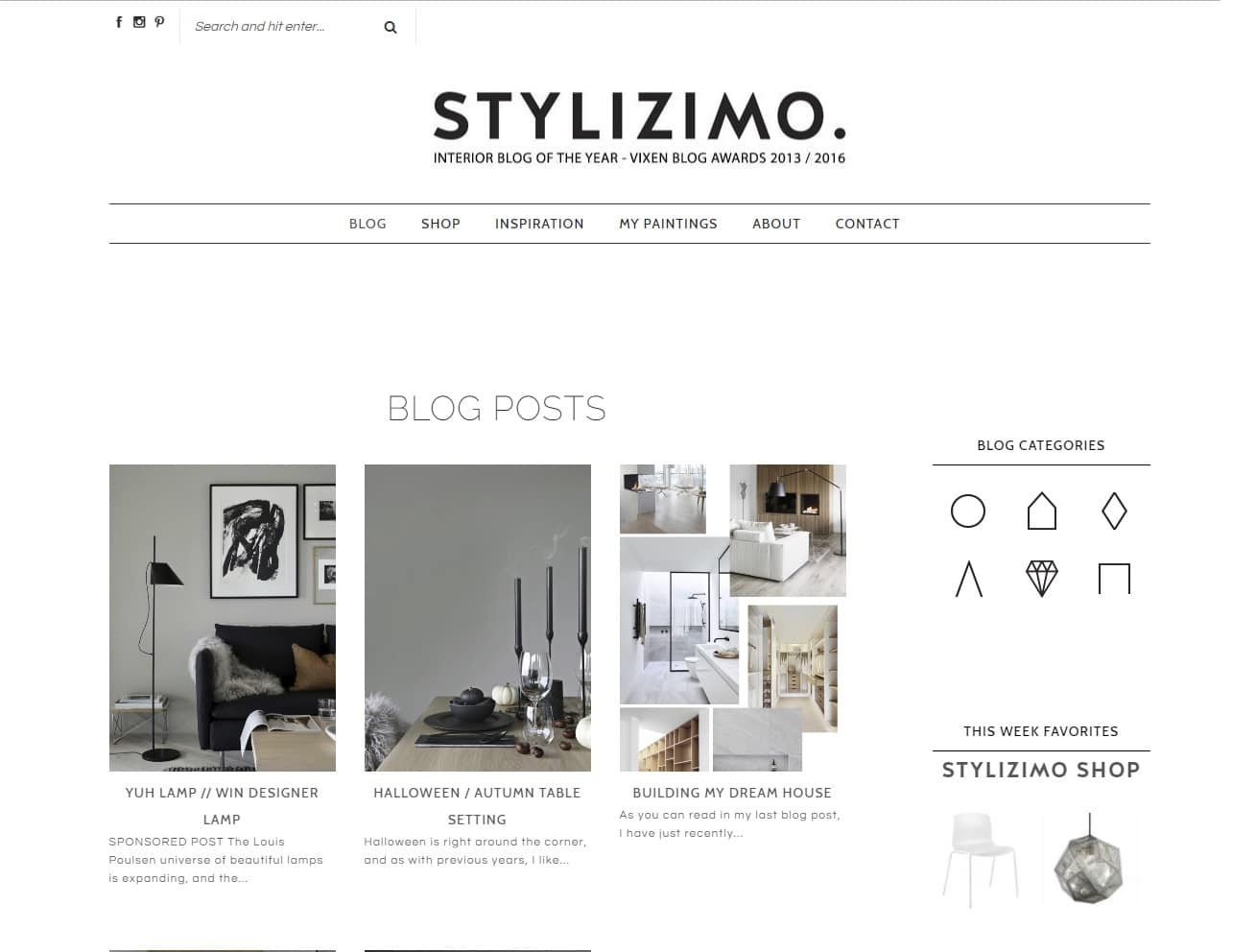 interior design junky maintains stylizimo