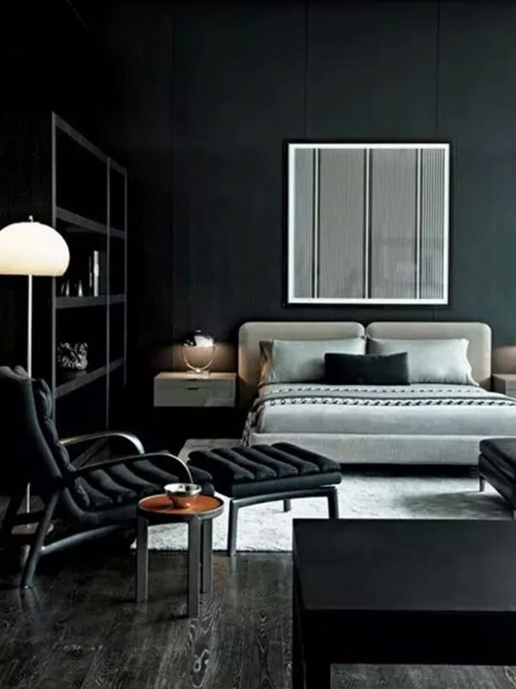 40 Masculine Bedroom Ideas Inspirations Man Of Many