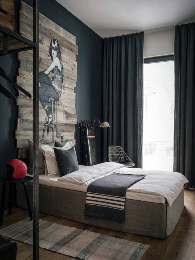 40+ Masculine Bedroom Ideas & Inspirations