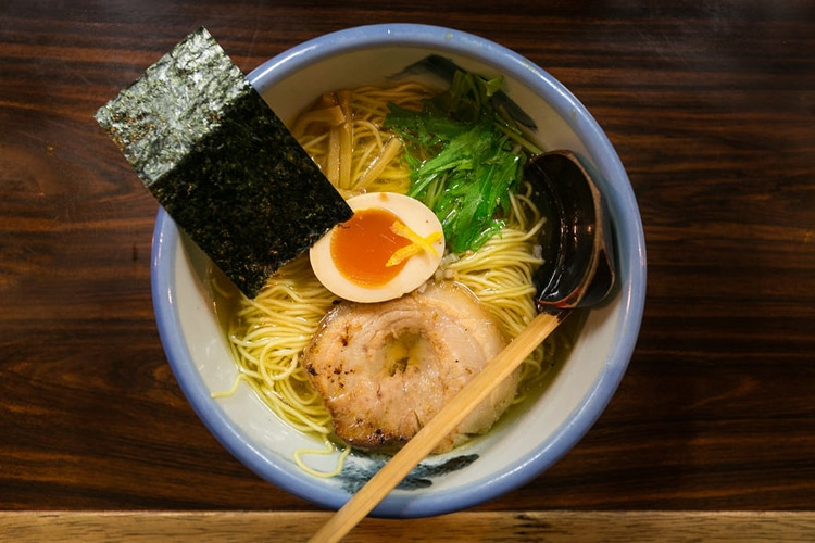 tokyo city afuri food