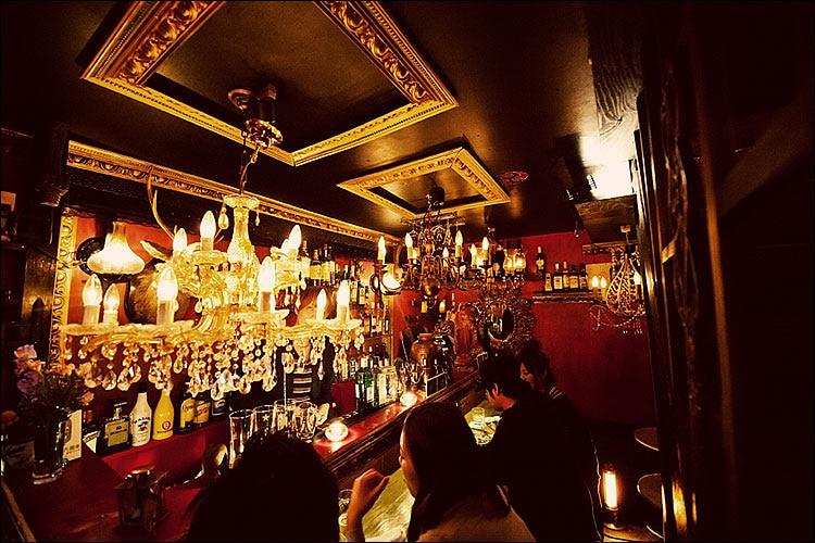 tokyo city bar albatross