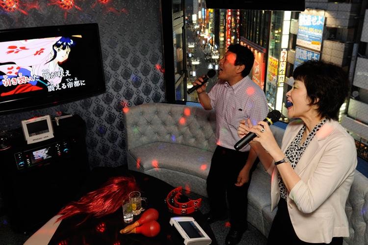 tokyo city karaoke kan