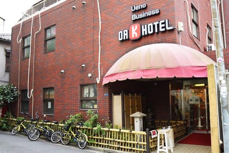 tokyo city oak hotel