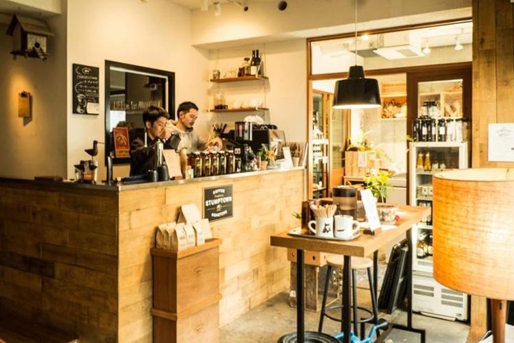 tokyo city paddlers coffee