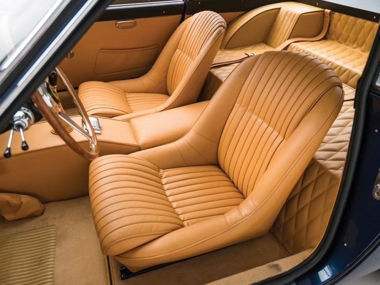 ferrari 250 gt/l berlinetta lusso seats