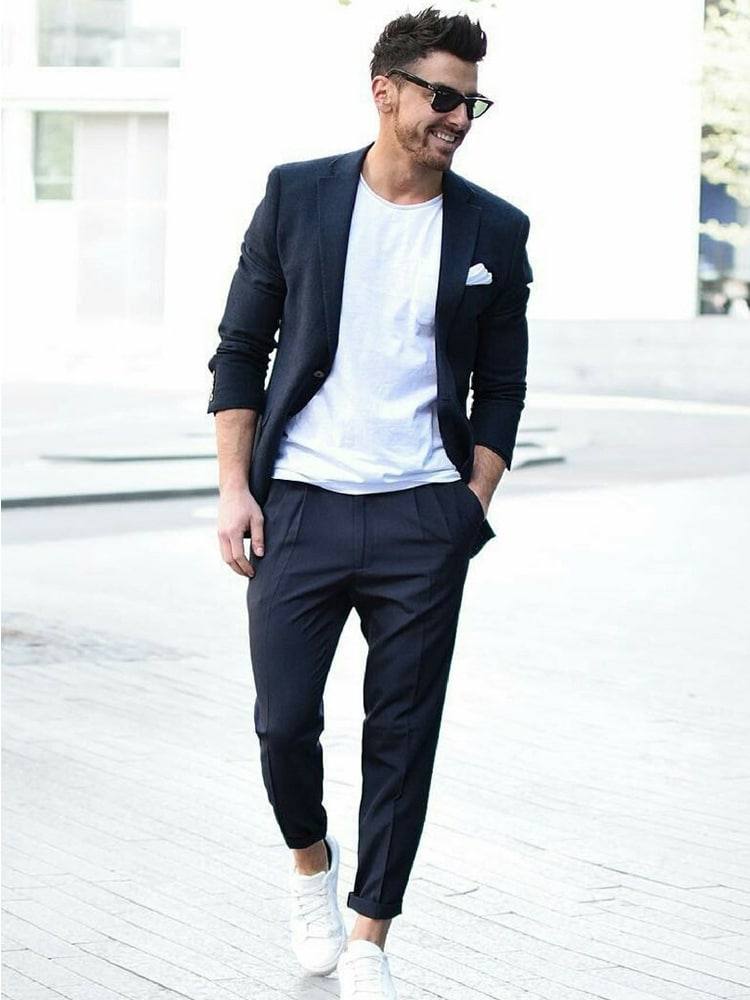 Smart Casual Mens Dress Code Guide Man Of Many