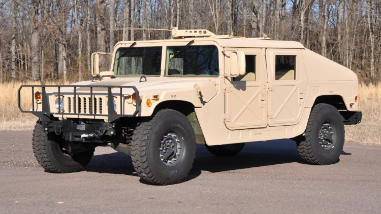 Buy Your Own Second-Hand Military Surplus Humvee | Man of Many | hummer for sell