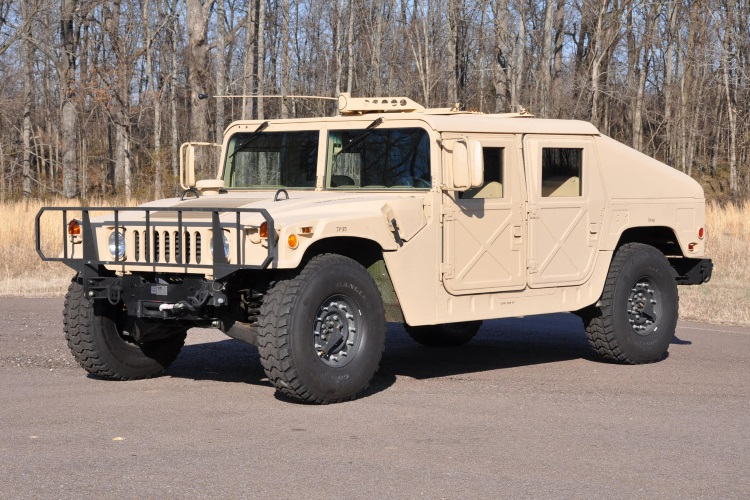 Buy Your Own Second-Hand Military Surplus Humvee | Man of Many