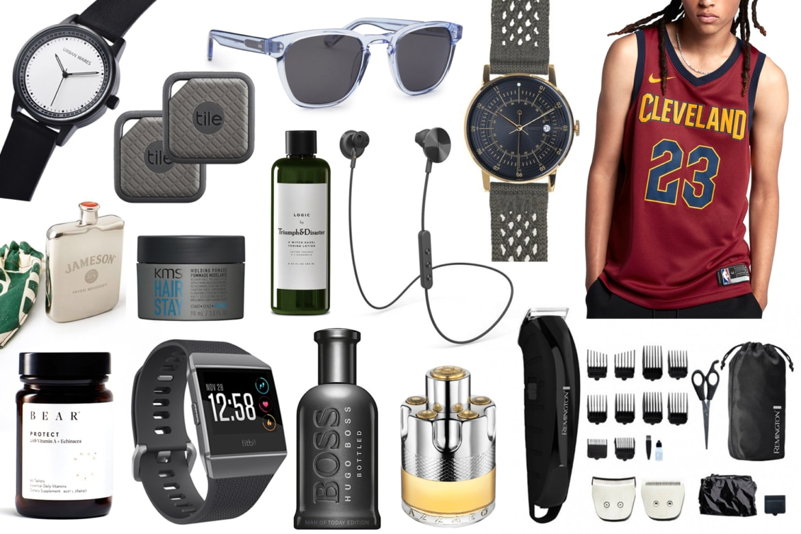 win the ultimate men christmas prize pack