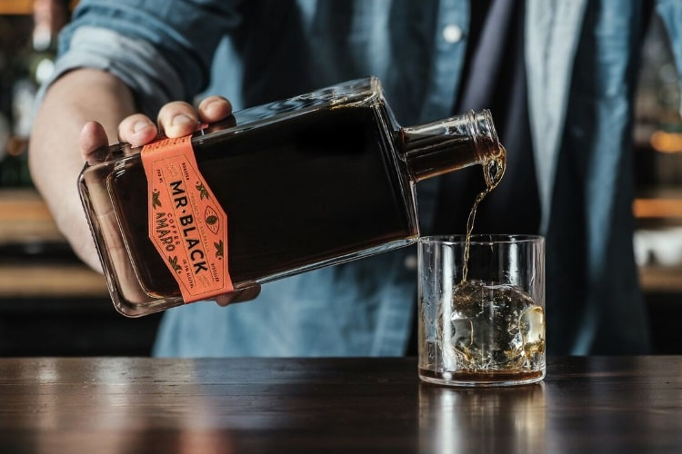 Mr Black Coffee Amaro Is A Modern Take On Traditional