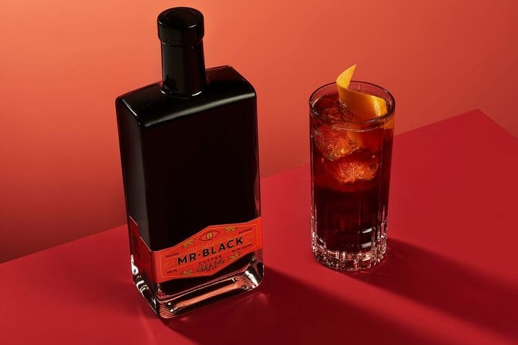 Mr Black Coffee Amaro Is A Modern Take On Traditional
