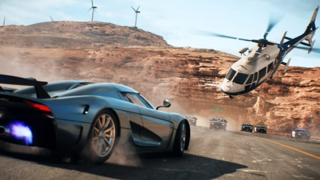 Need For Speed Payback Is Extremely Fast And Furious Man Of Many