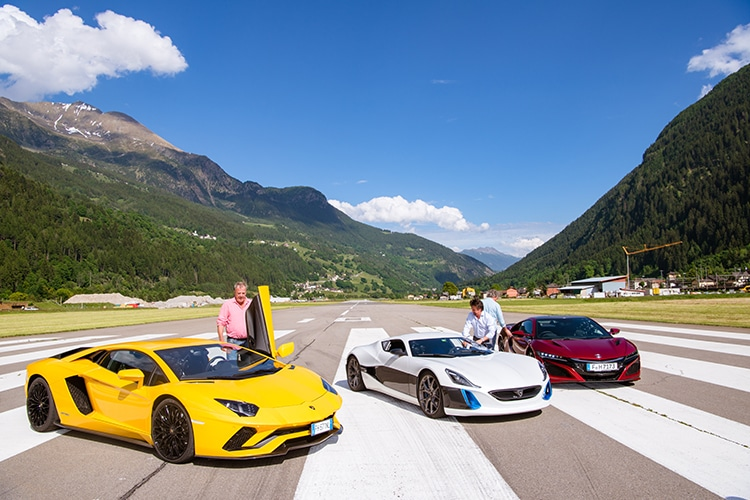 different models cars richard hammond