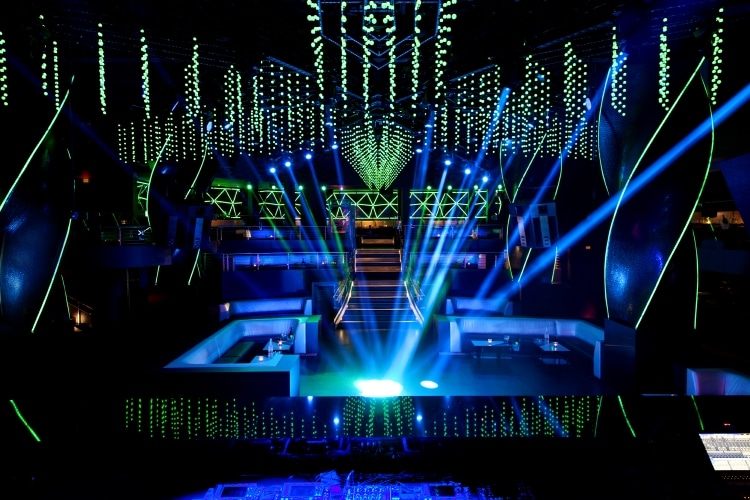 steve lieberman another nightclub lighting