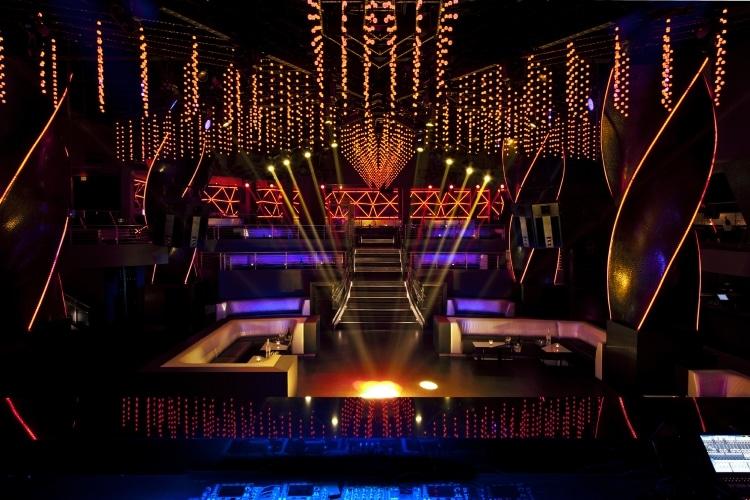 steve lieberman another nightclub stage design