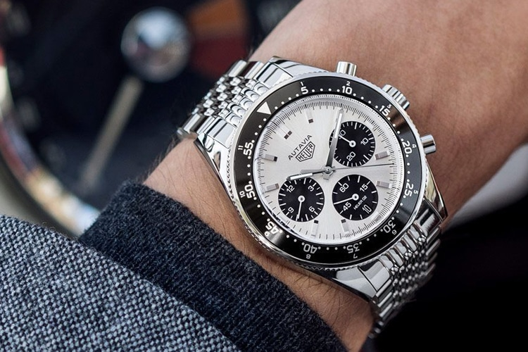 tag heuer jack heuer special edition