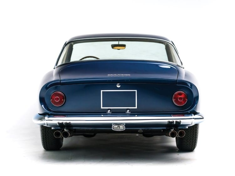 ferrari 250 gt/l berlinetta lusso back lights