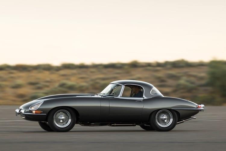 1966 jaguar e type series 1 4 2 litre roadster sold at. Black Bedroom Furniture Sets. Home Design Ideas