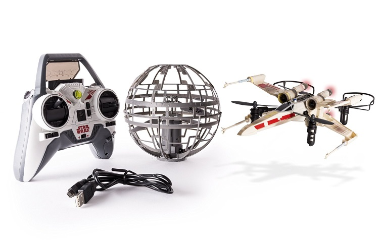 christmas gift guide star wars drones air hogs