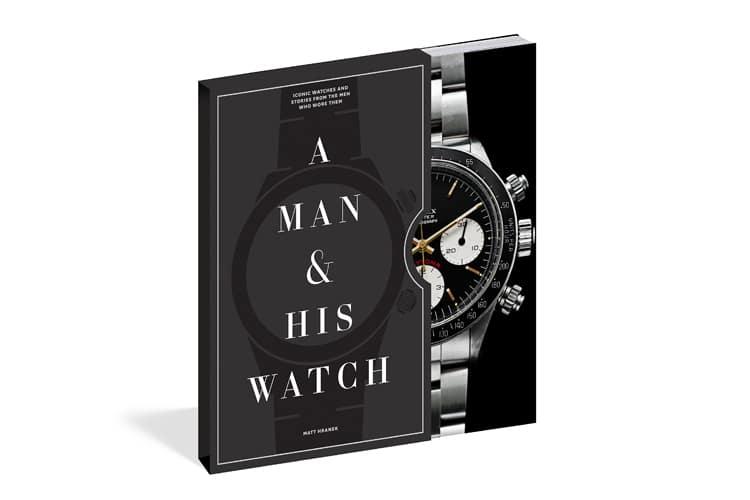 a man and his watch by matt hranek