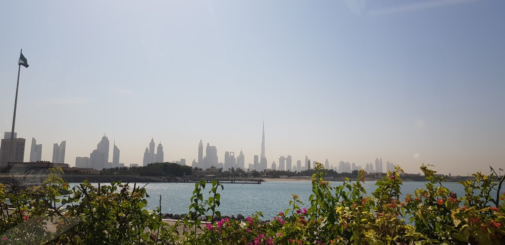 dubai city lake view
