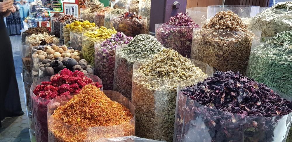 dubai city market