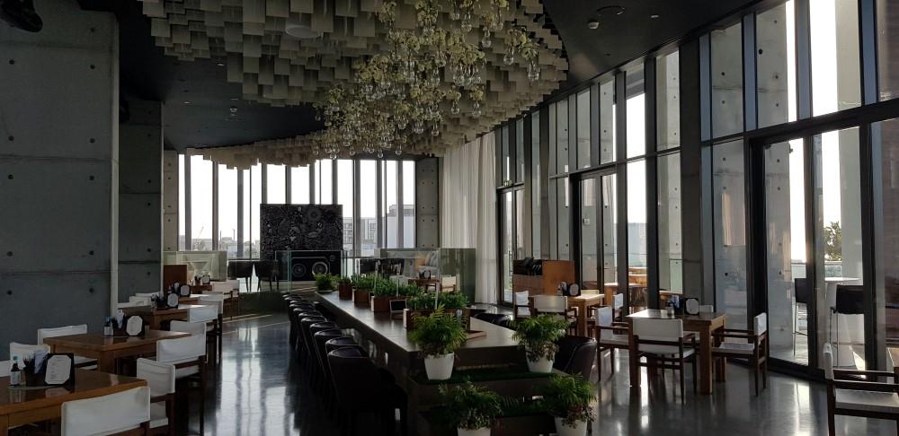 dubai city siddharta lounge buddha bar