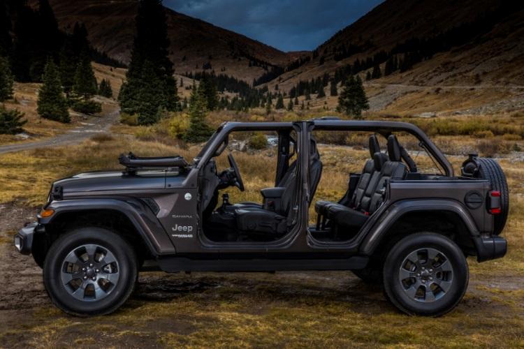 2018 jeep wrangler side