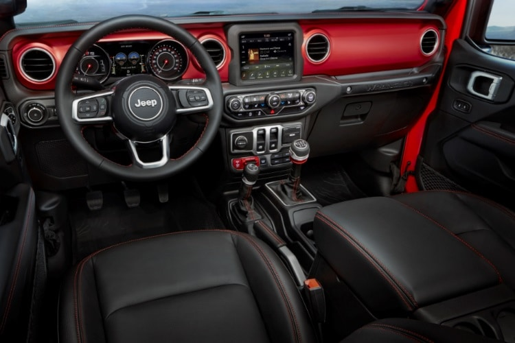 jeep wrangler seats and functionality