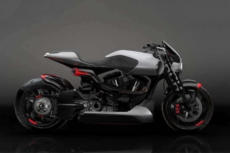 arch method 143 motorcycle released