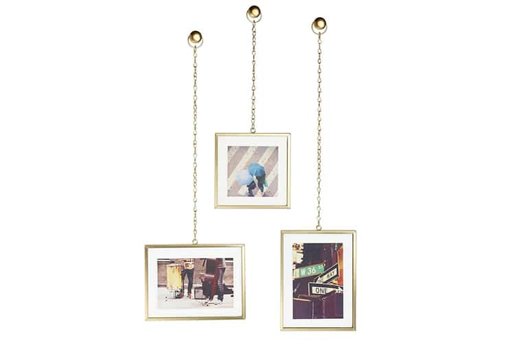 alternatives hanging picture frames