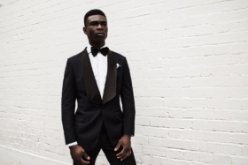 tuxedo black suit