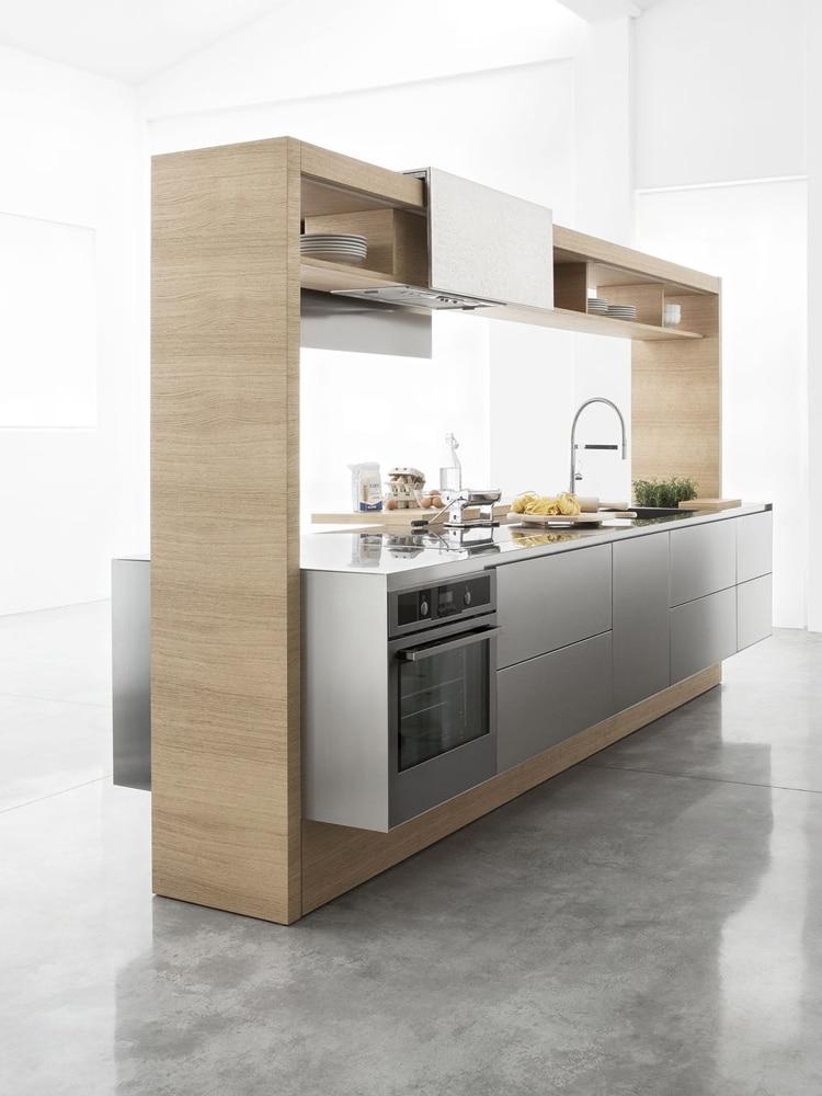 masculine kitchen decoration with kitchen shelf