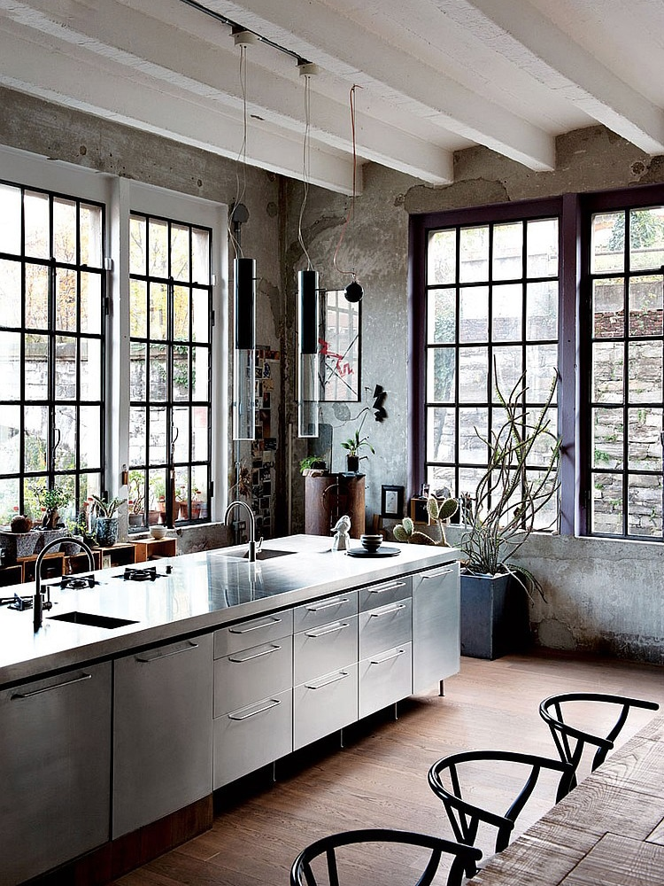 masculine kitchen inspirations check out