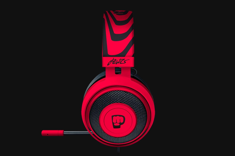 pewdiepie headset side view