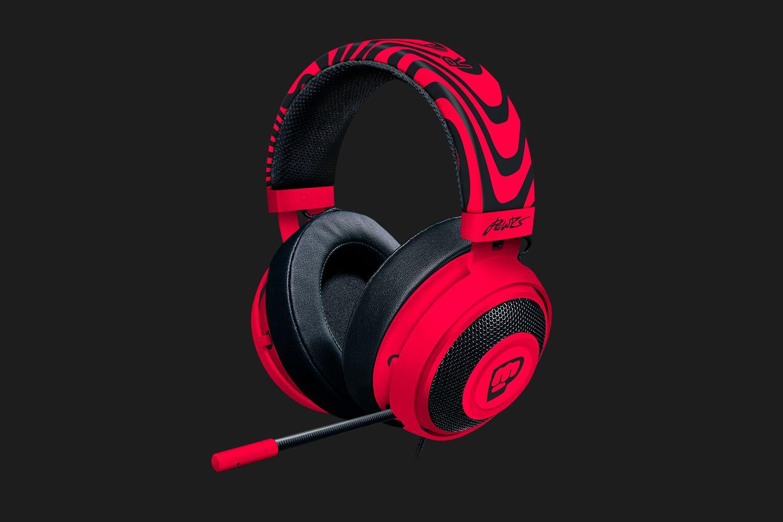 pewdiepie razer kraken pro v2 headphone