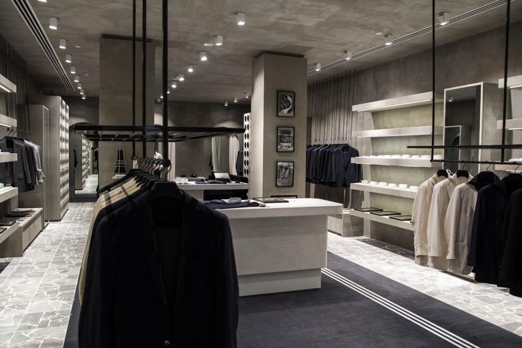 suit showroom