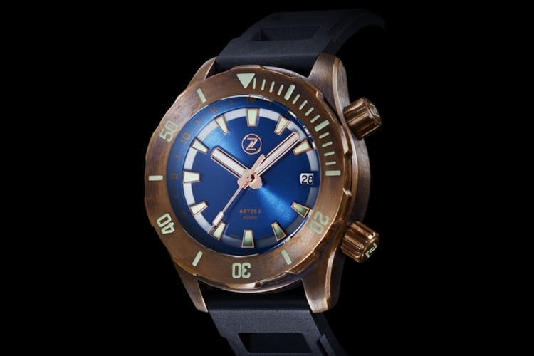zelos abyss 2 watch date system