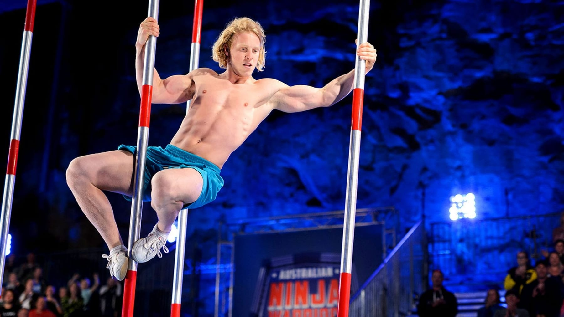 train like a ninja warrior