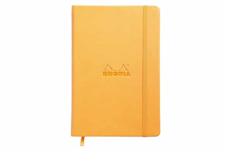 Rhodia Pads with Micro-Perforated Paper