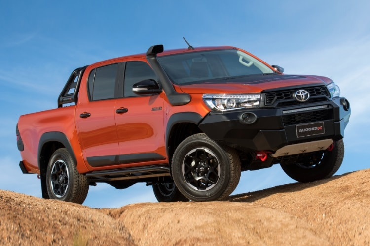 Toyota Of Surprise >> The Toyota Hilux Rugged X Just Might Surprise You Man Of Many