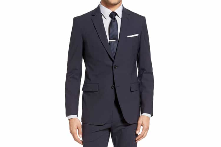 men's style single breasted suit